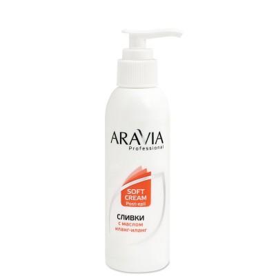 Сливки для восстановления рН кожи ARAVIA Professional