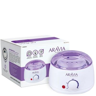 Нагреватель с термостатом (воскоплав) 500 мл, 1 шт, ARAVIA Professional