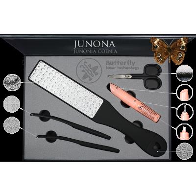 Набор для маникюра и педикюра Junona 512